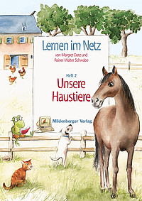 Webseiten Lernen im Netz – Heft 2: Unsere Haustiere