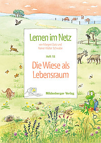 Webseiten Lernen im Netz – Heft 18: Die Wiese als Lebensraum