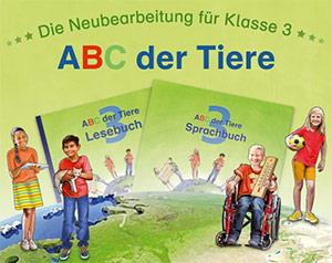 """Neubearbeitung """"ABC der Tiere"""" für Klasse 3"""
