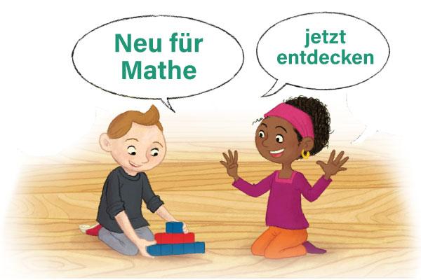 Neuheiten für Mathematik in der Grundschule