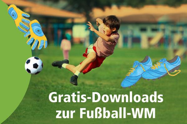 Downloads zur Fußball-WM