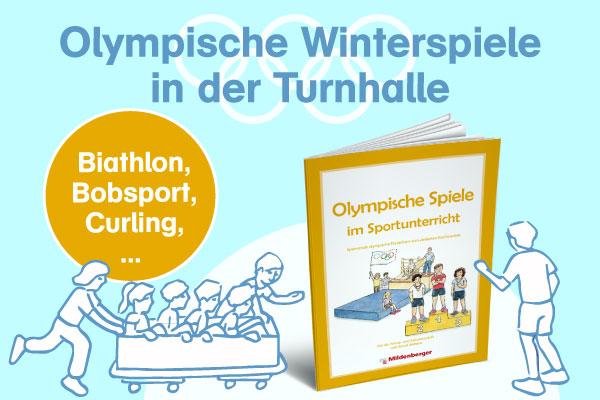 Olymische Spiele im Sportunterricht