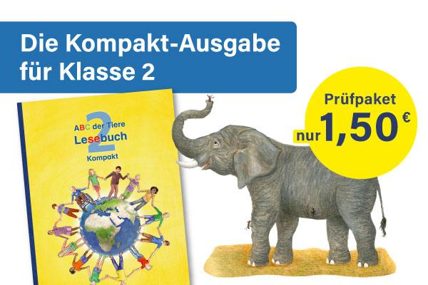 NEU: ABC der Tiere 2 – Lesebuch Kompakt