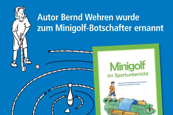 Minigolf im Sportunterricht (Bestell-Nr. 210-10)