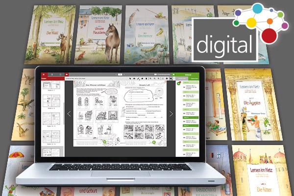 Lernen im Netz als Digital-Paket