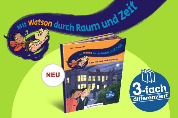 Mit Watson durch Raum und Zeit (Bestell-Nr. 1200-20)