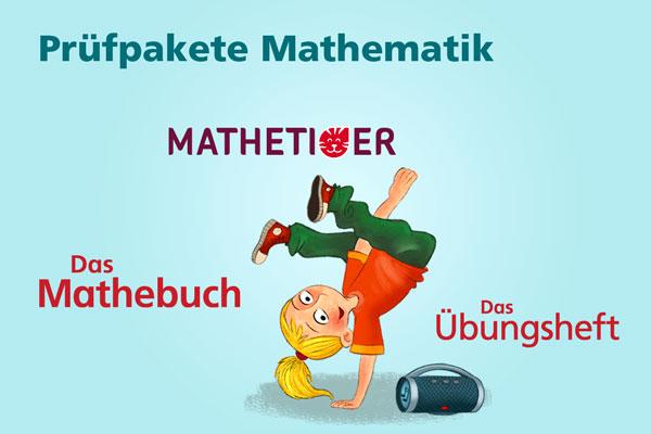 Prüfpakete Mathematik