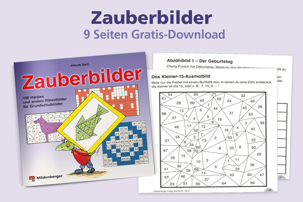Gratis-Download: Zauberbilder