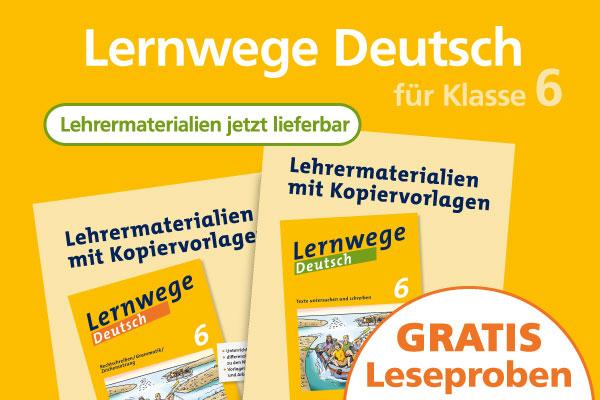 Lernwege Deutsch