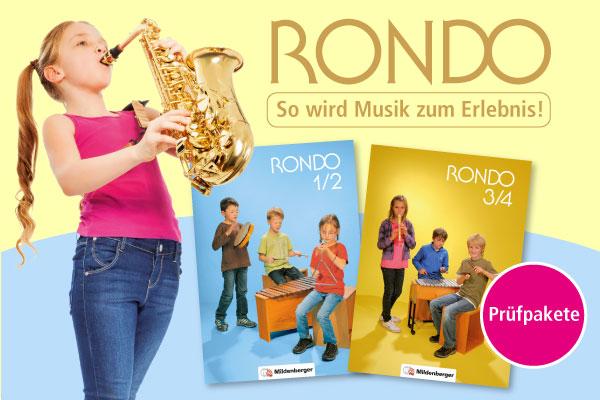 Mit RONDO wird Musik zum Erlebnis