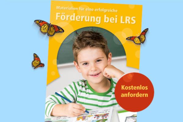 Prospekt: Förderung bei LRS
