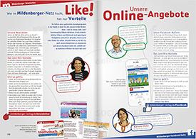 Die Online-Angebote des Mildenberger Verlags